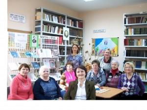 Библиотека плДружба-М. Ю. Лермонтов-круглый стол 002