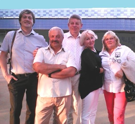 Члены делегации от ЕСП