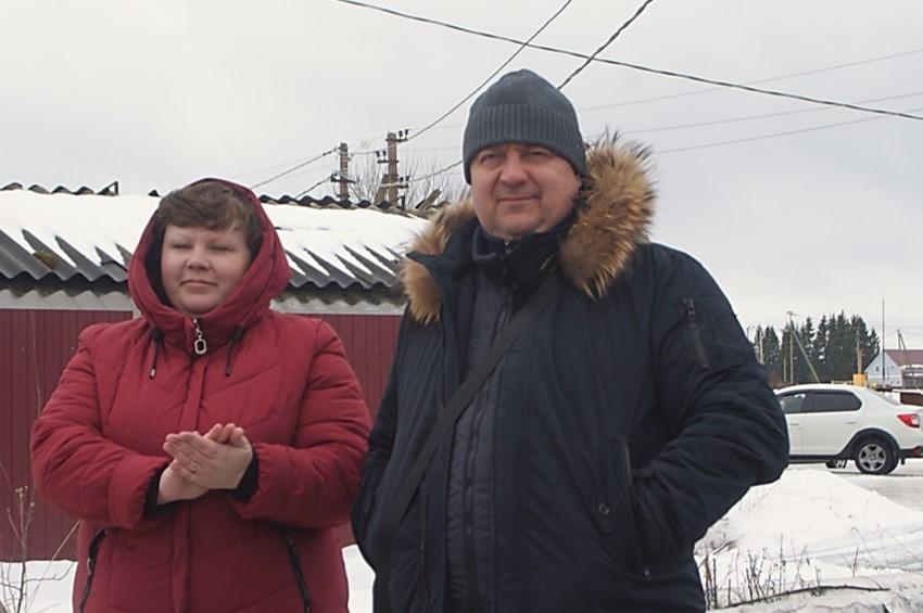 Глава администрации и директор СКБК на Масленице - 2921